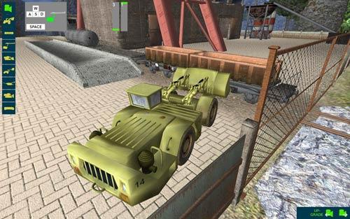 Untertagebau-Simulator (2011/DE)