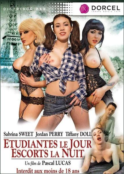Etudiantes le jour, Escorts la nuit (2011/DVDRip) Marc Dorcel