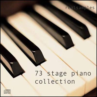 Realsamples 73 Stage Piano Collection [MULTiFORMAT]