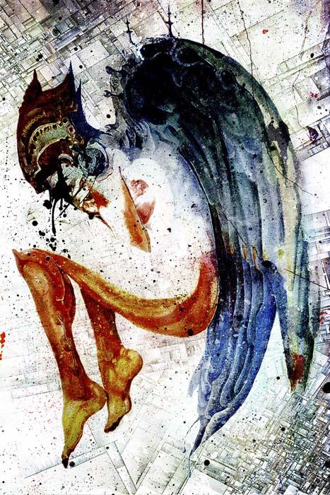 Арт Алекса Черри | Artworks by Alex Cherry