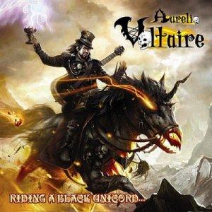Voltaire - Riding A Black Unicorn... (2011)