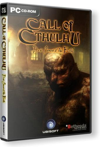 Call of Cthulhu: Dark Corners of the Earth (2006/RUS/ENG RePack от R.G. Механики)