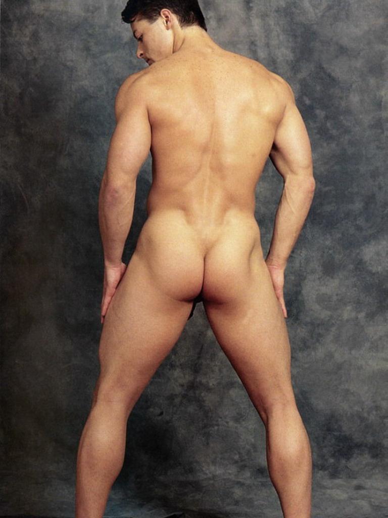 Голые мужские задницы 25 фотография