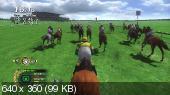 Champion Jockey: G1 Jockey & Gallop Racer [PAL] [Wii]