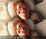 Мегамозг в 3Д | Megamind вертикальная