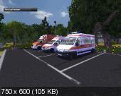 Rettungswagen Simulator 2012 (PC/2011)