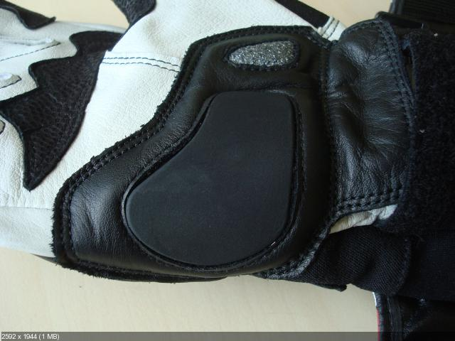 Спортивные кожаные перчатки STR Arrox