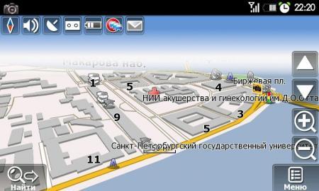 Navitel | ������� [ ����� ���������� ��������� �� ����� OpenStreetMap.org, 10.09.2011 ]
