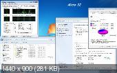 "Windows 7 Professional SP1 x86-x64 RU IE9 ""MICRO & NANO"" by LBN"