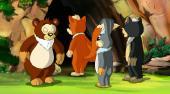 Мудрые сказки тетушки Совы: Медвежонок ЫХ и настоящие друзья