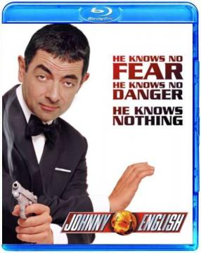 ����� ������ ������ / Johnny English (2007) BDRip 720p
