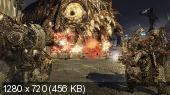 Gears of War 3 (LT+2.0/LT+3.0) (2011/RF/RUS/XBOX360)