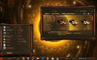 Девять тем для Windows 7