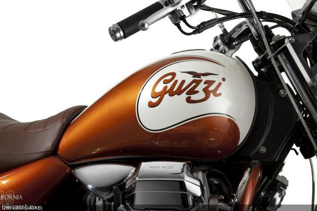 Новый мотоцикл  Moto Guzzi California 90 Anniversario