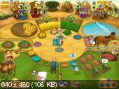 Ферма Мания 1+2+3 / Farm Mania 1+2+3 (2008-2011/RUS)