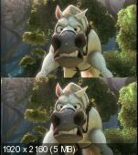 Рапунцель: Запутанная история в 3Д / Tangled 3D Вертикальная