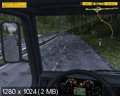 Euro Truck Simulator: Russian Edition (2008-2013/RUS/MULTI/ENG/PC/Win All)