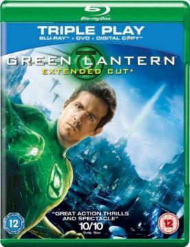 Зеленый Фонарь (Расширенная версия) / Green Lantern (EXTENDED) (2011) BDRip 1080p
