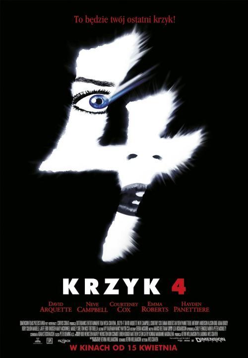 Krzyk 4 / Scream 4 (2011) PL.DVDRip.XviD / Lektor PL