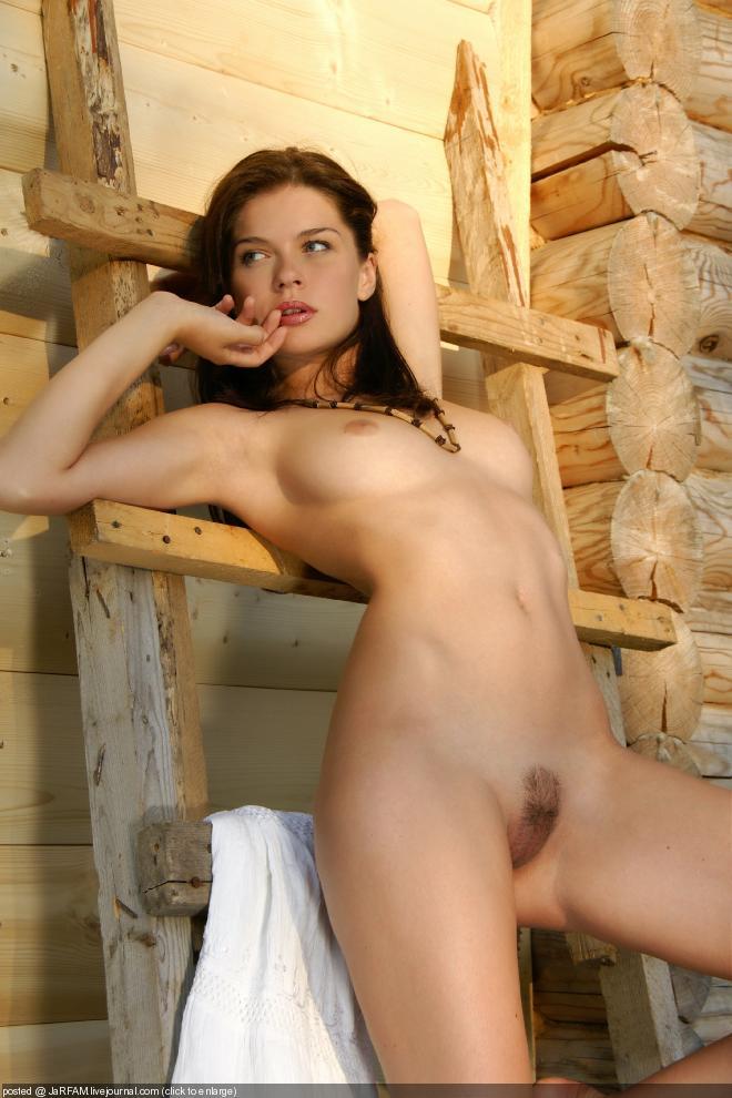 обворожительные русские голые девушки фото