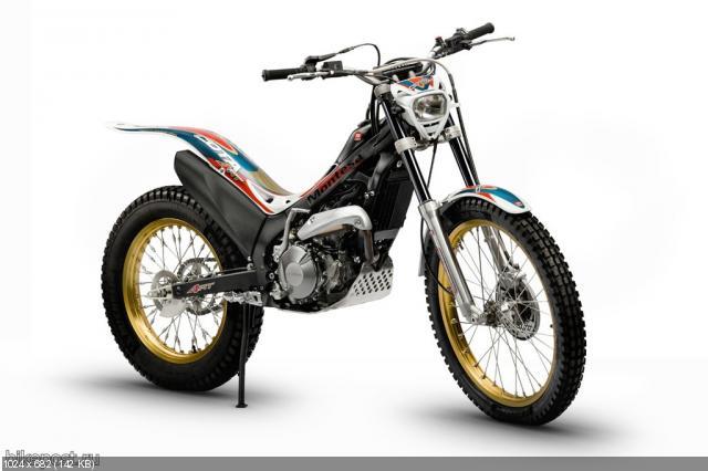Триальный мотоцикл Montesa Honda Cota 4RT 2012