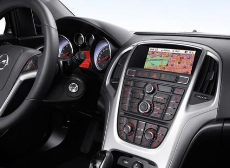 Карты для автомобильных навигационных систем Opel [ для CD 500, Navi Европа и Россия, 2011 ]