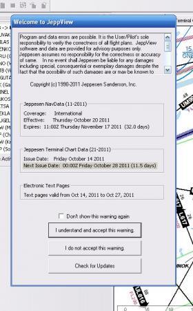 Jeppesen Data Cycle [ v.1121, Full Worldwide, VFR Europe, 14.10.2011, ENG ]