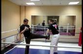 Самооборона на улице. Защита от ударов ногами (2011) DVDRip