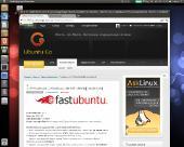 FastUbuntu 2011.07 x32 Unity/Unity2d