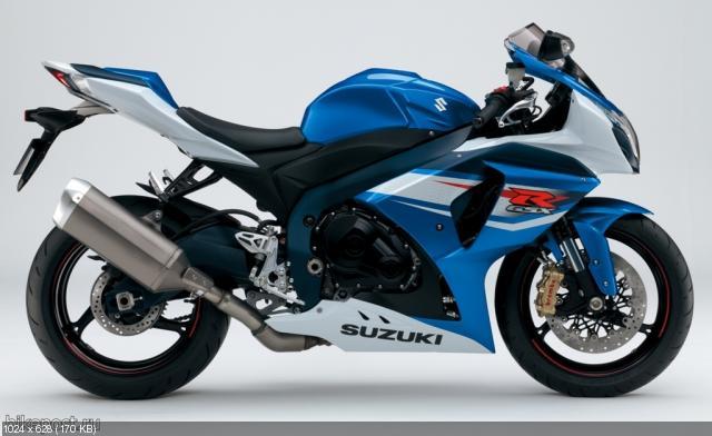 Suzuki GSX-R1000 2012 фото