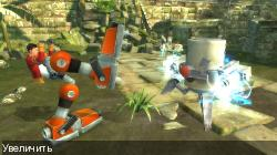 Generator Rex: Agent of Providence (2011/RF/ENG/XBOX360)