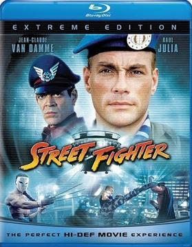 Уличный боец / Street Fighter (1994) WEB-DLRip 720p | Open Matte