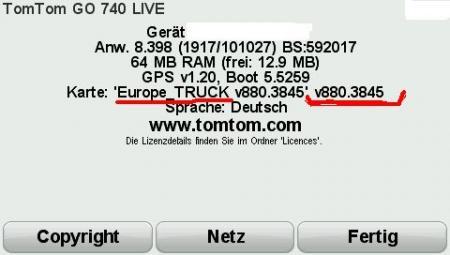 Europe TRUCK [ v.880.3845, Мультиязычный, 11.2011 ]