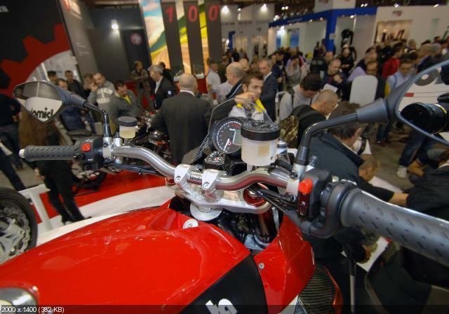 Мотоцикл Bimota DB9 Brivido 2012
