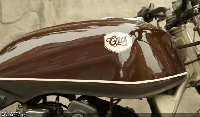 Мотоцикл Honda CB 750 KZ CRD#9 Brownie