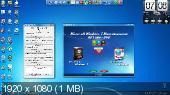 Microsoft Windows 7 Максимальная SP1 x86/x64 WPI - DVD 18.11.2011