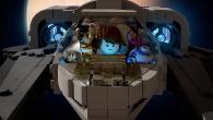 Звёздные войны: Падаванская угроза / Lego Star Wars: The Padawan Menace (2011) BDRip