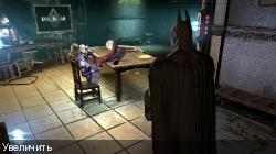 Batman: Arkham Asylum - GOTY Edition (2009/RUS/ENG/RePack by R.G.Механики). Скриншот №4