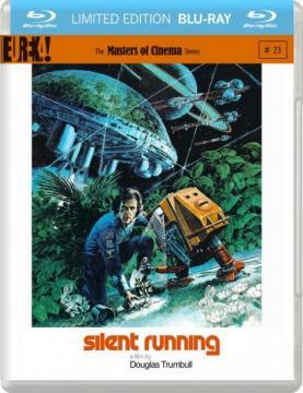 Молчаливое бегство / Silent Running (1972) BDRemux 1080p
