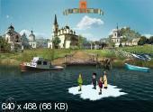 Игра Особенности национальной рыбалки (PC/RUS)