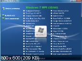 Microsoft Windows 7 Максимальная SP1 x86/x64
