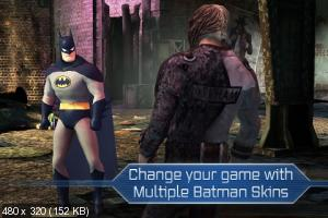 [+iPad] Batman Arkham City Lockdown [v1.1, Action, iOS 3.1.3, ENG] - Unreal® Engine