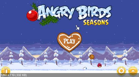 Angry Birds Seasons v2.1.0.0 (2011/ENG)