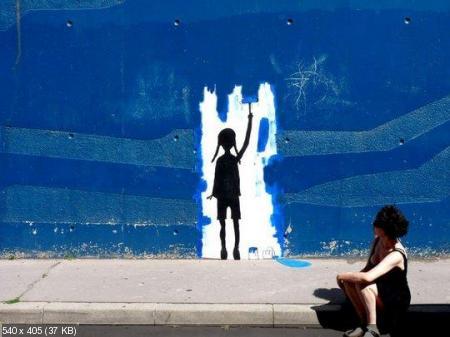 130 самых удивительных фотографий уличного Art'a