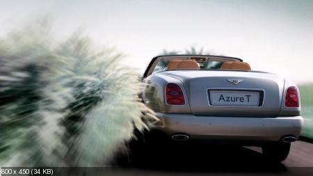 Коллекция широкоформатных обоев - «Автомобили» HQ (2011)