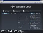 PreSonus Studio One Pro x86-x64 v2.0.2 (2011)