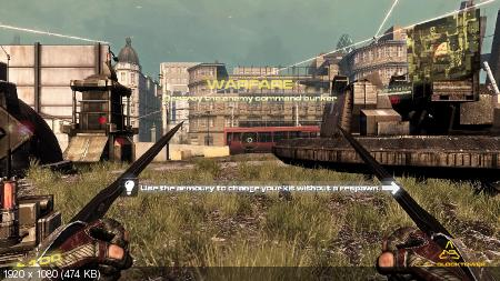 Nuclear Dawn (2011/Multi-3/RUS) Лицензия Steam-Rip! Update 16 Декабря 2011г