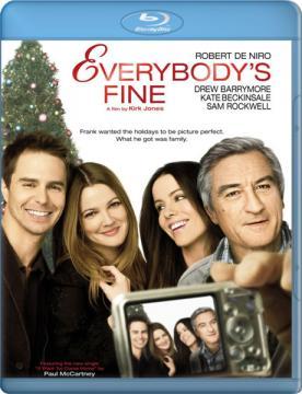 Всё путём / Everybody's Fine (2009) Blu-ray Disc (custom) 1080p