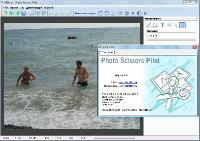 Photo Scissors Pilot 1.2 - убрать лишнии предметы со снимков
