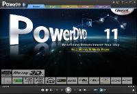 CyberLink PowerDVD 11 (Видео плеер)